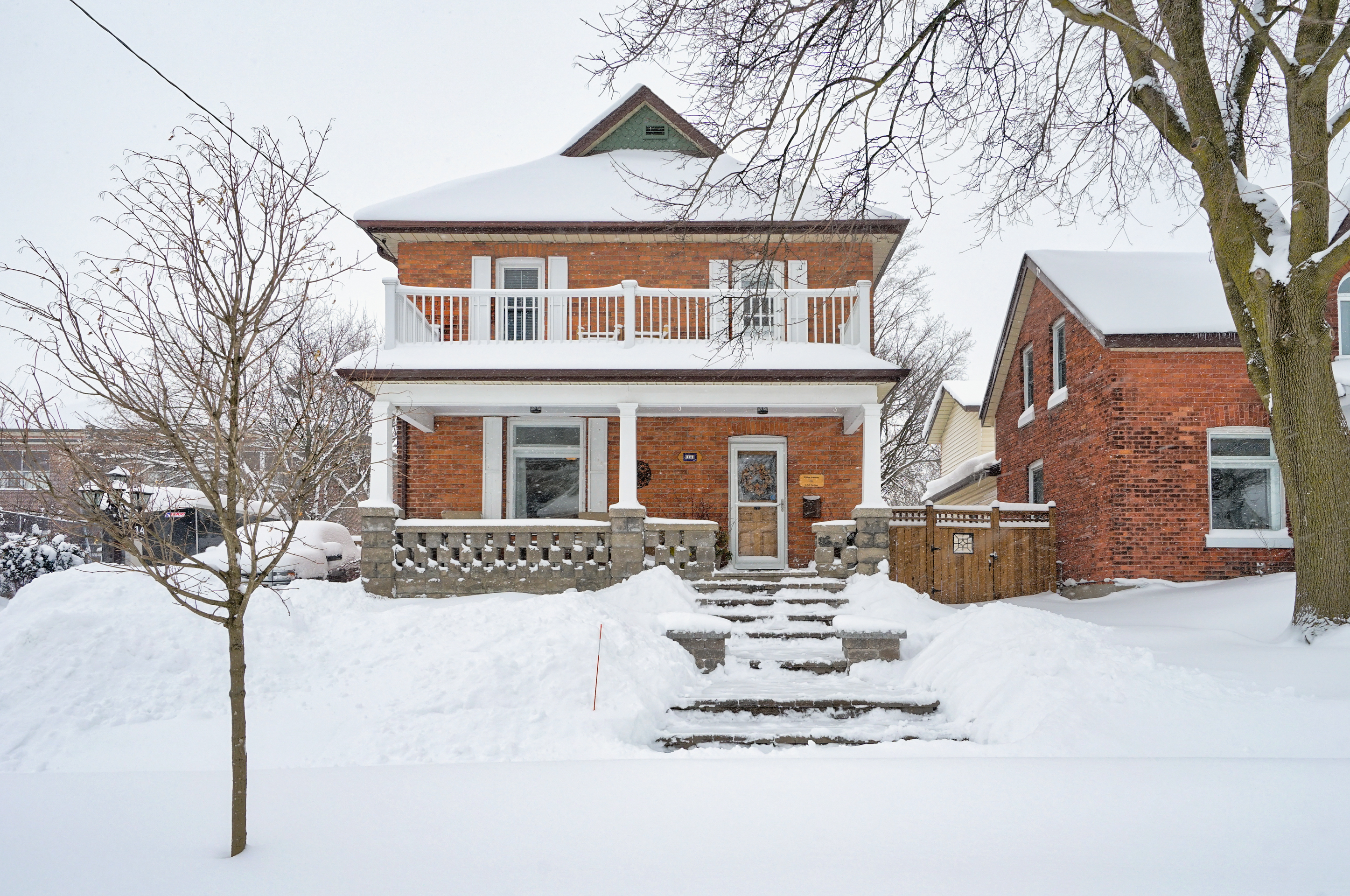 Home for Sale ~ Barrie, ON ~ Heritage Home in Allandale