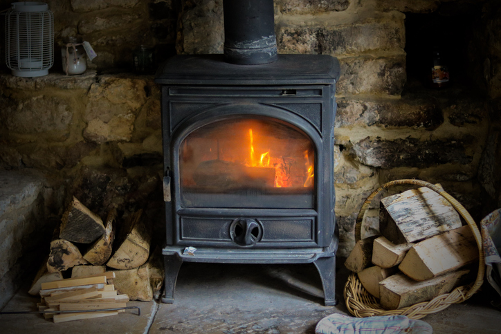 Woodstoves! Make sure you inspect that